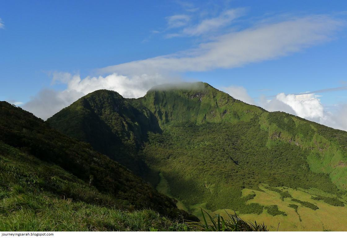 MOUNT KANLA-ON, NEGROS OCCIDENTAL