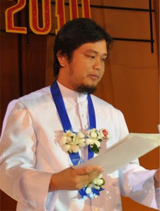 Fr. Jeffrey Louie Maghirang