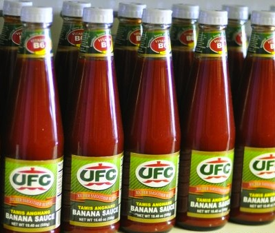 Banana Ketchup by Baron | Buy Online at the Asian Cookshop
