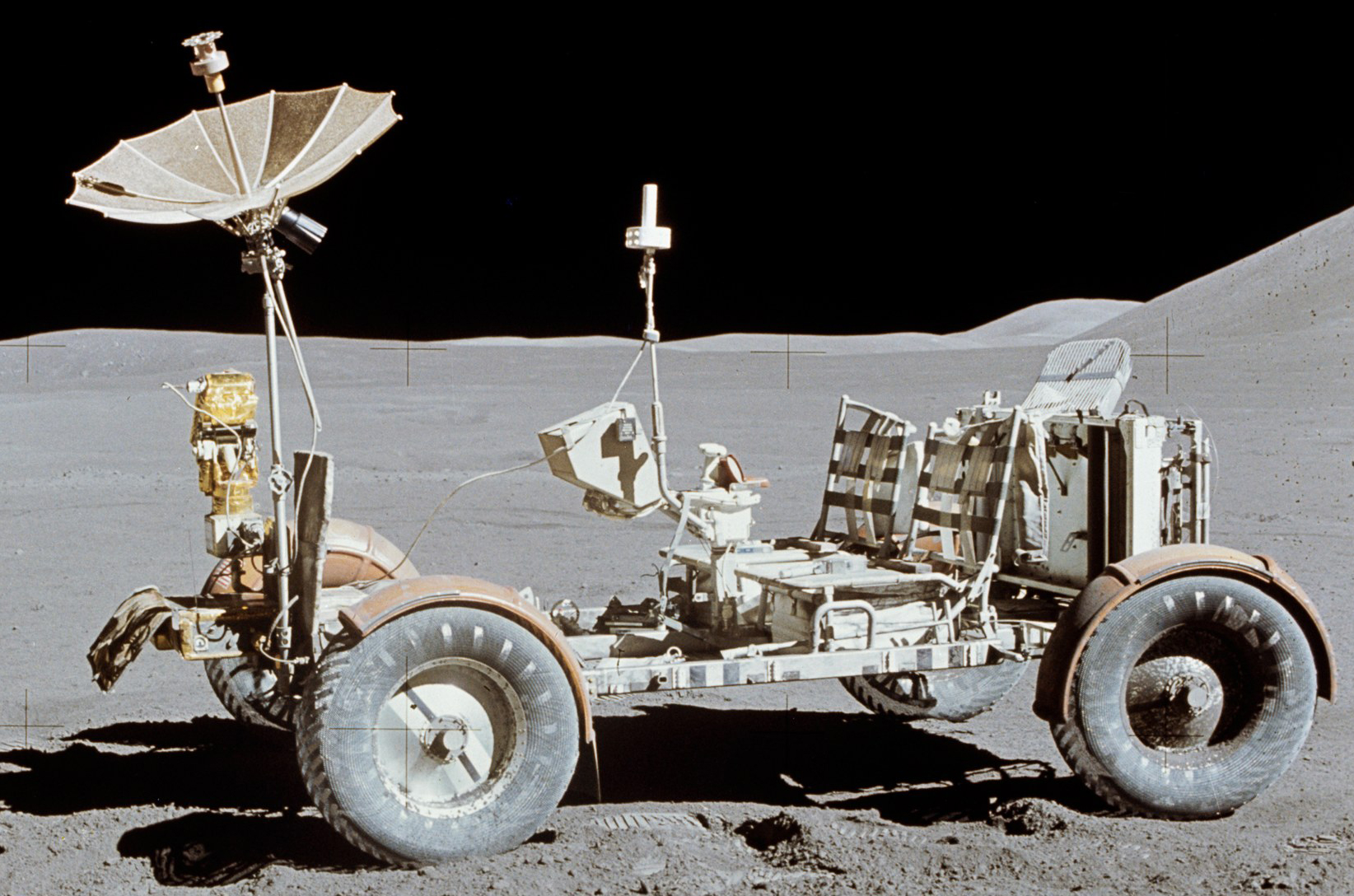 moon buggy