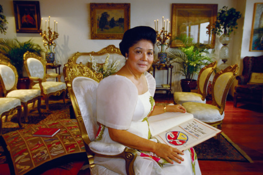 essay the shoes of imelda marcos