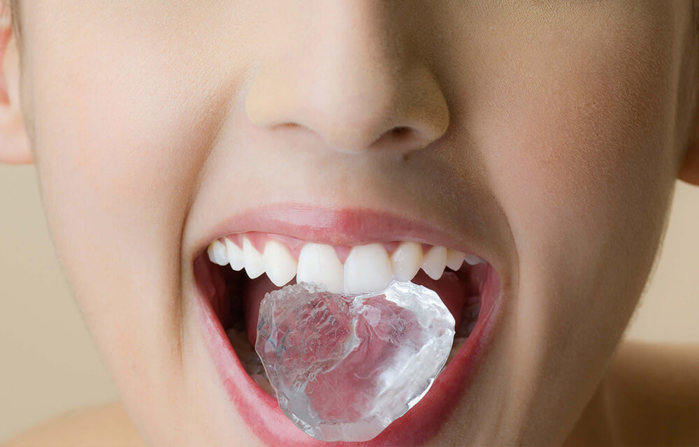 Chew on Ice