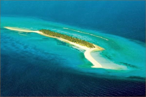 Kalanggaman Island in Leyte