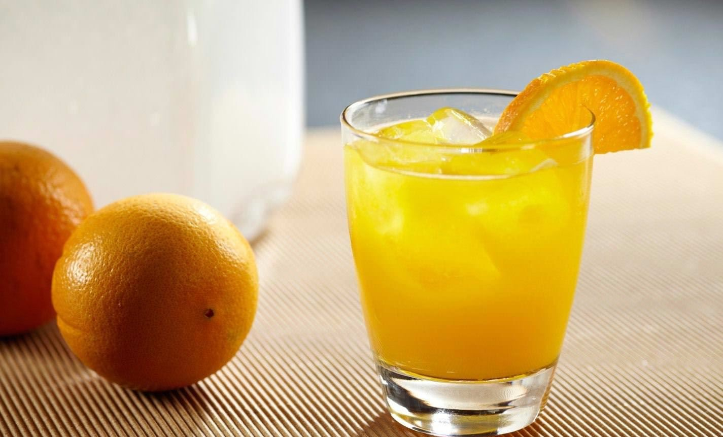 Rum Harvest Cocktail - Mantitlement