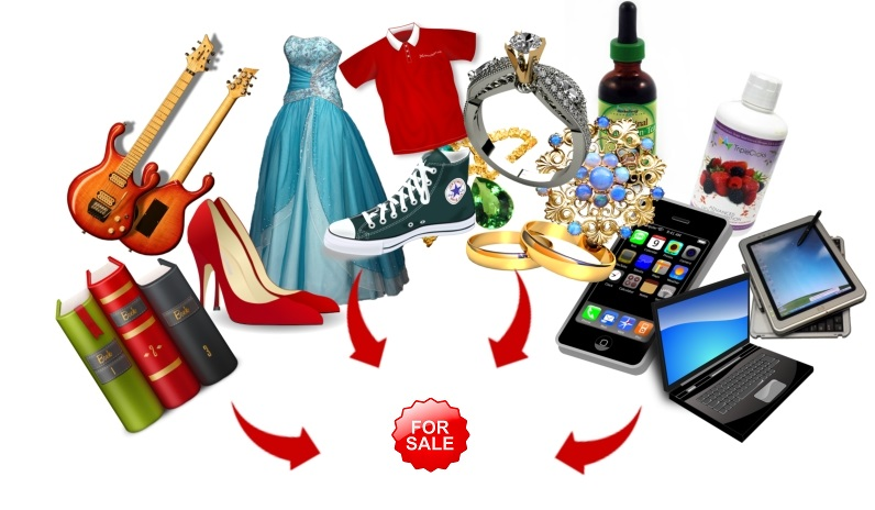 Sell Items Online