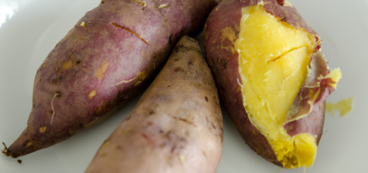 Boiled Camote Diet